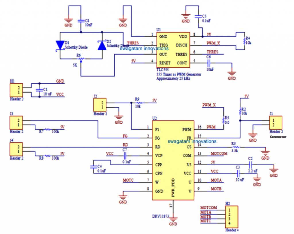 Quadcopter Circuit Diagram Pdf 30 Wiring Images Rftransmittercircuitpng Drv 2 Remote Control Without Mcu At