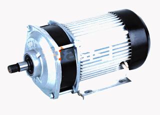 High Wattage Brushless Motor Controller Circuit