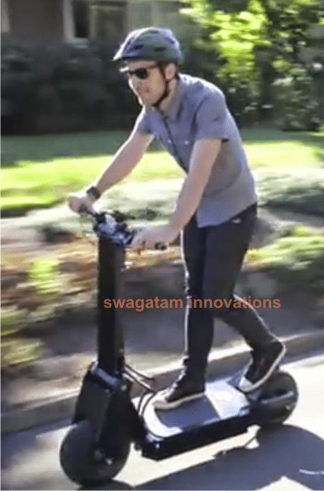Make this Electric Scooter/Rickshaw Circuit