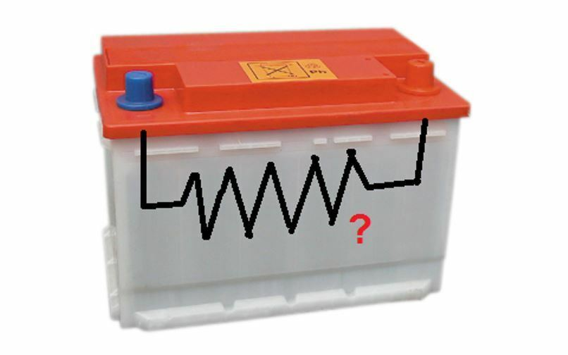 What's Internal Resistance of Battery