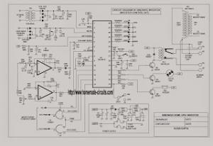 Sinewave UPS using PIC16F72 – Free Circuit Download