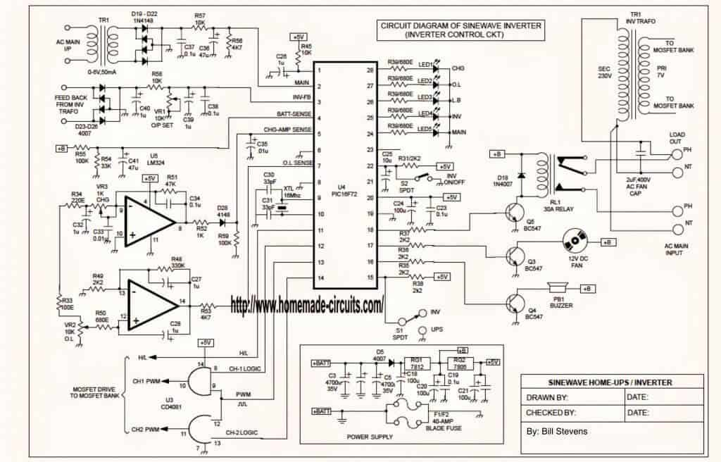 wiring diagram pdf basic ups circuit 5v and 12v dc schematic designups pcb circuit diagram electronic schematics collectionsups schematic diagram data wiring diagrampic based ups circuit diagram