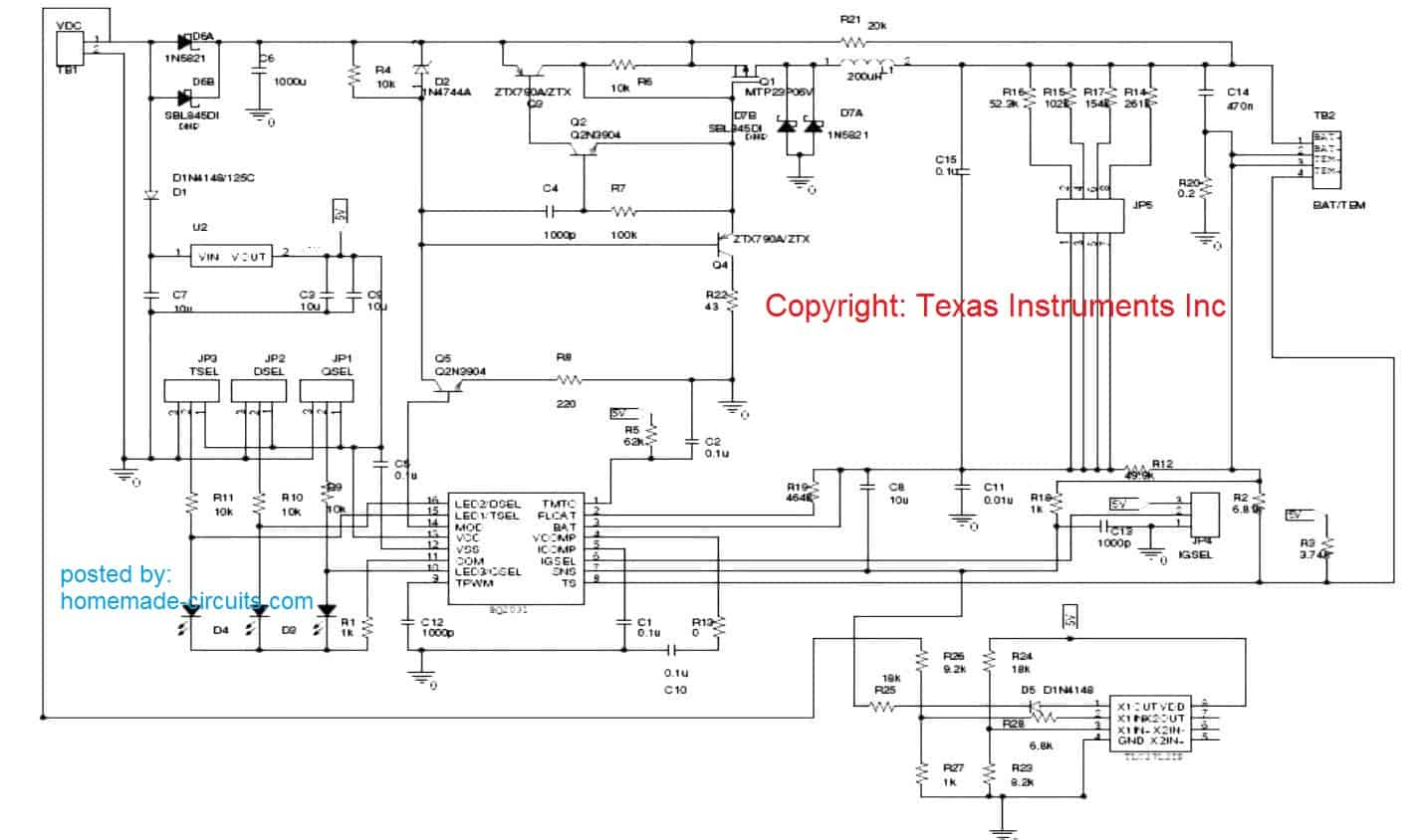 Simple Solar Cell Battery Charger Circuit Diagram Diagrams Panel Mppt Pic16f88 The Best 10a 12v Diy Enthusiasts
