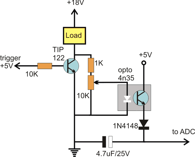 Circuit for Firework Ignitor