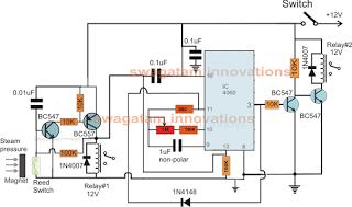 Autoclave Heater Controller Circuit