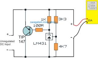 Testing Alternator Current using Dummy Load