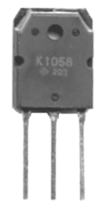 2SK1058 N-Channel MOSFET from Hitachi