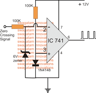 How to Make a Zero Crossing Detector Circuit