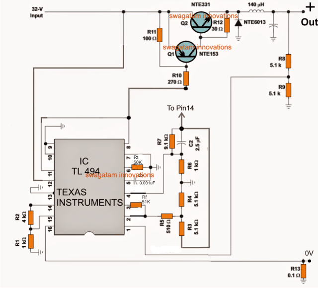 How to Design a Solar Inverter Circuit