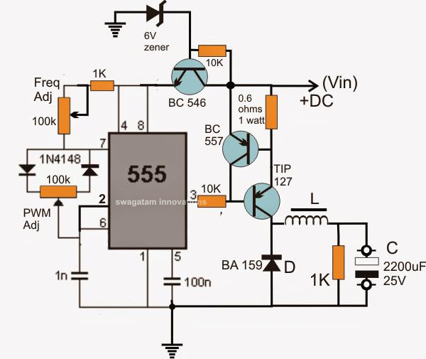 Designing a Solar Inverter Circuit – Tutorial