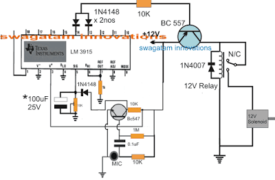 Simple Tea Coffee Wending Machine Circuit