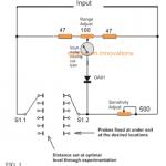 fig1 150x150 - Beat Frequency Oscillator (BFO) Metal Detector Circuit