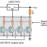 317 150x150 - 0-60V LM317 Variable Power Supply Circuit