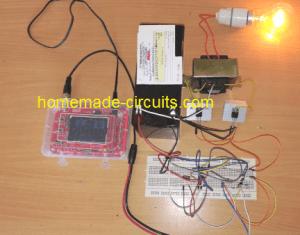 How to Make a IC 555 Inverter – Push Pull, Full Bridge, PWM