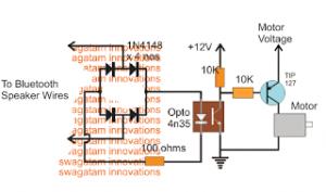 Bluetooth PWM Motor Controller