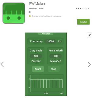 Bluetooth PWM Motor Controller Circuit