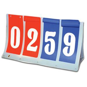 flip a score scoreboard score only double digit 1 - Remote Controlled Game Scoreboard Circuit