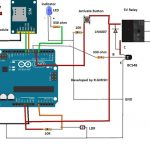 LaserGSMsecurity 150x150 - GSM Fire SMS Alert Circuit using Arduino