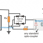 Automatic Inverter Fan Switch ON while Charging and Inverting Modes