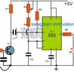 Intruder Position Indicator Security Circuit