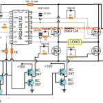 Diesel Generator RPM Controller Circuit