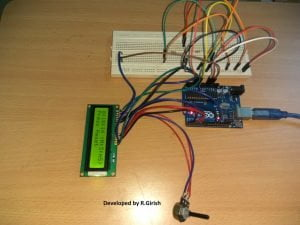 Automatic Stopwatch Circuit for Runners