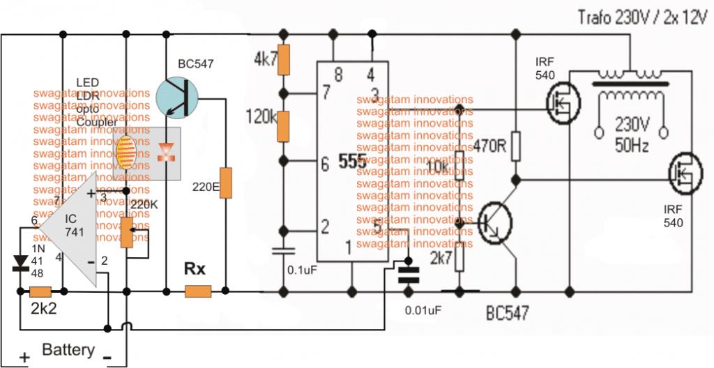 Automatic Torque Optimizer Circuit in Electric Motors