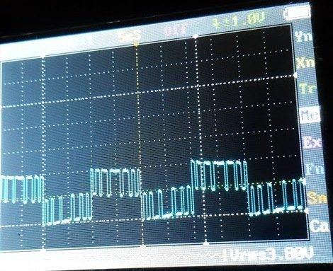 Arduino Pure Sine Wave Inverter Circuit SPWM waveform