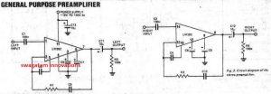 4 Channel DJ Audio Mixer Circuit – Part 2