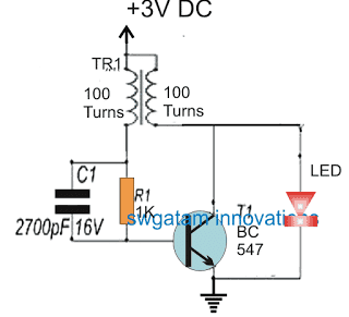 how a blocking oscillator circuit works