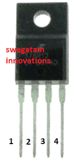 Low Voltage Dropout Regulator IC KA378R12C Pinout