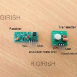 Wireless Thermometer Using 433 MHz RF Link and Arduino