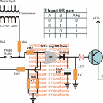 Anti-Corrosion Probes for Water Level Controller Circuits