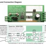 50V Adjustable Transformerless Power Supply Circuit