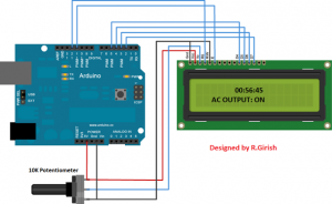 Steps to Build a LCD Socket Timer Circuit