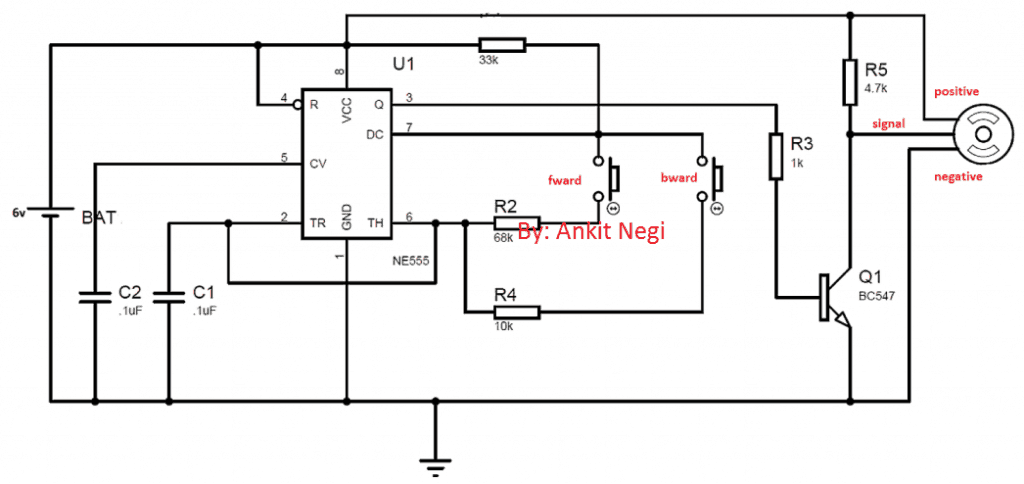 Unique Flaperon 2 Servo Wiring Schematic Illustration - Electrical ...