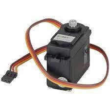 How to Run a Servo Motor using IC 555 Circuit