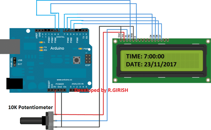 Microprocessor based Automatic School/College Bell System