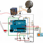 school bell timer circuit with Arduino