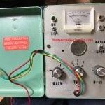 Simple Transistor Diode Tester Circuit