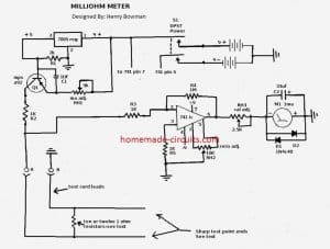 How to Make a Simple Milliohm Tester