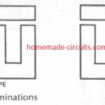 Core lamination details