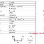PIR Sensor Datasheet, Pinout Specifications, Working