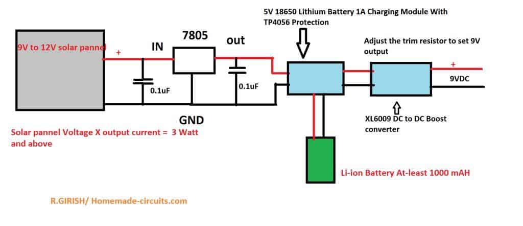 ultrasonic water level controller power supply design