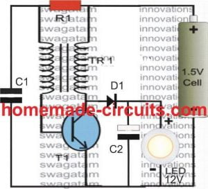 How to Make Simple Boost Converter Circuits