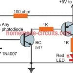 TV Remote Control Tester Circuits