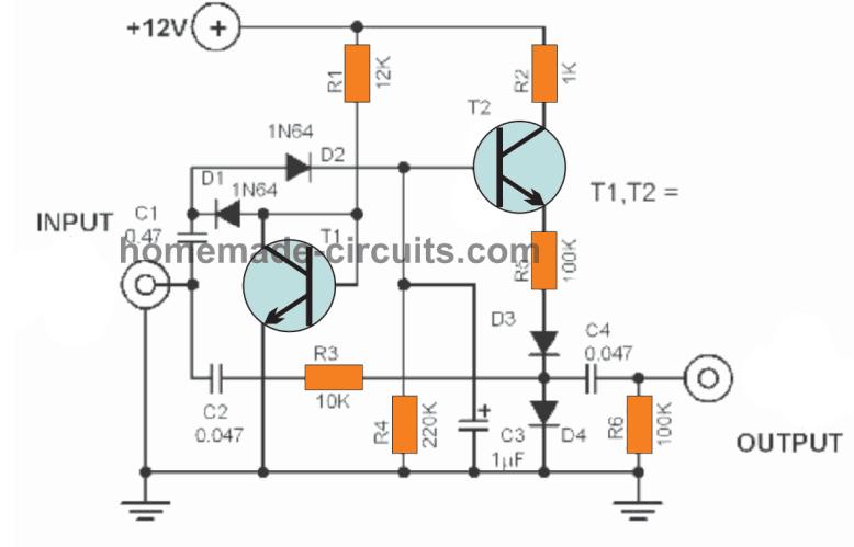 Simple Audio Spectrum Analyzer Circuit – Fondos de Pantalla