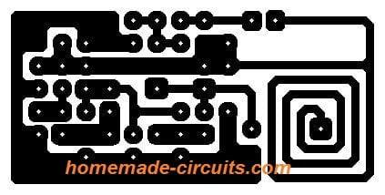 single transistor walkie talkie circuit