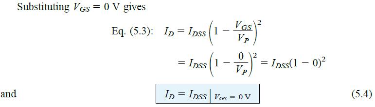 Testing Shockley's Equation