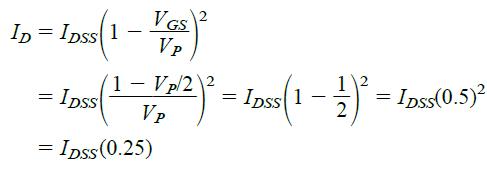 shorthand method of plotting transfer curve